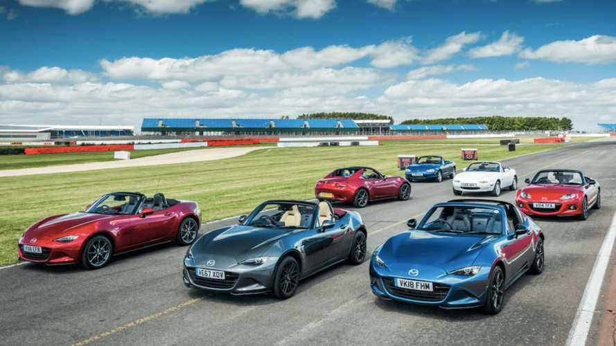 Why The Mazda MX-5 Miata Is Still An Icon 30 Years On