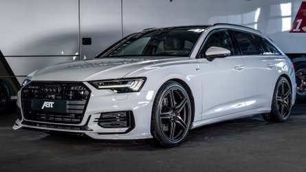 Audi A6 Avant by ABT shows diesel tuning still has a future