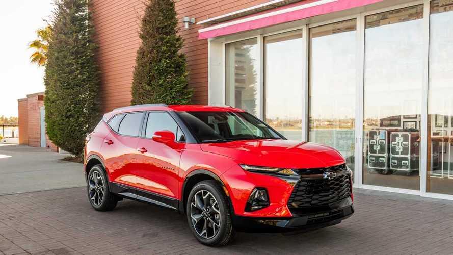 2019 Chevrolet Blazer: First Drive