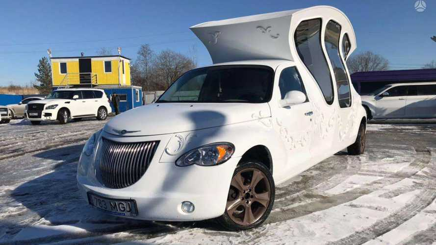 Extravagant Chrysler PT Cruiser Could Be Yours For $37K