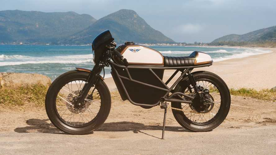 California's Fly Free Adds Café Racer To Its Electric Lineup