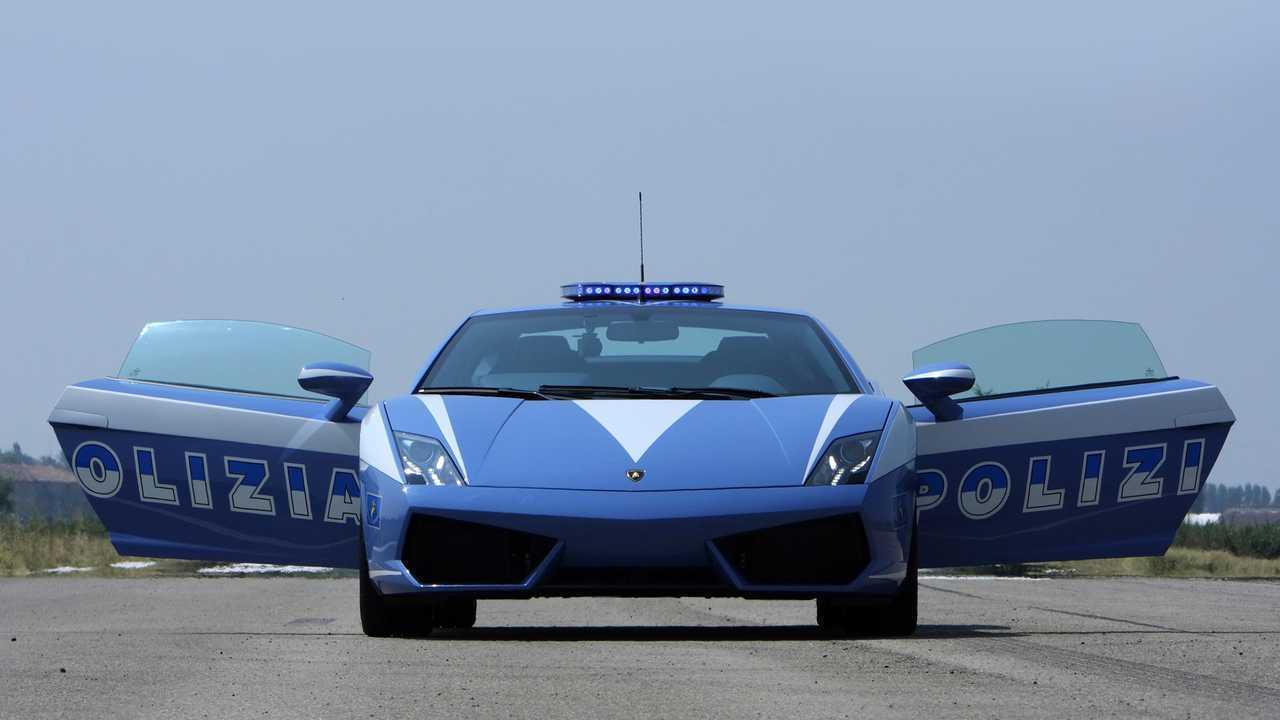 Lamborghini Gallardo, le foto storiche