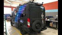 Hoonigan Racing Ford Transit