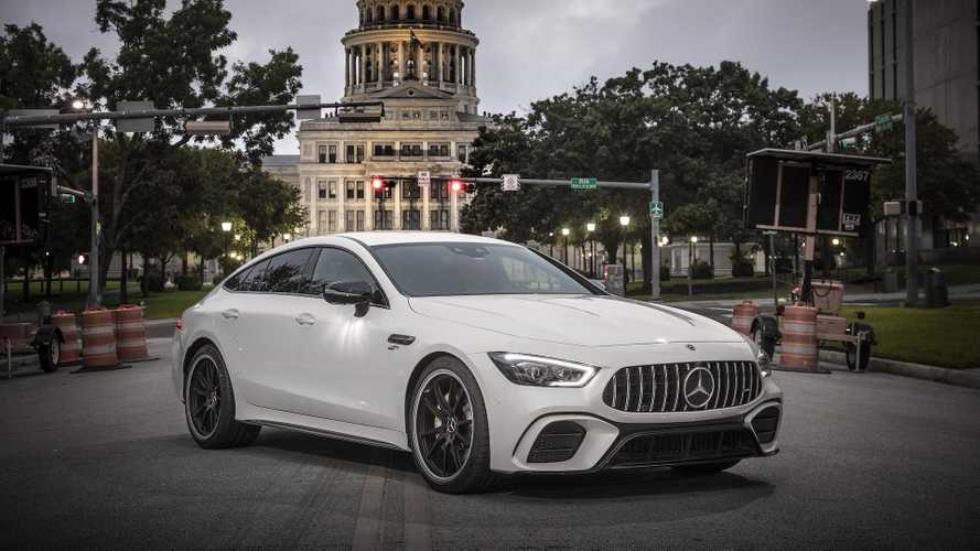 Mercedes-AMG GT 53 4-Door Coupe Sells For Less Than $100K