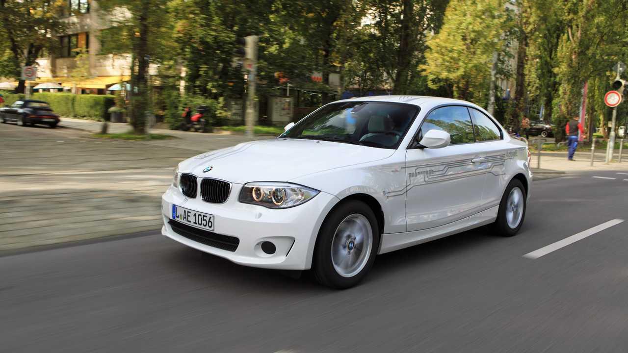 Immagini storiche della BMW serie 1