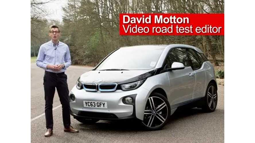 BMW i3 BusinessCar Review - Video