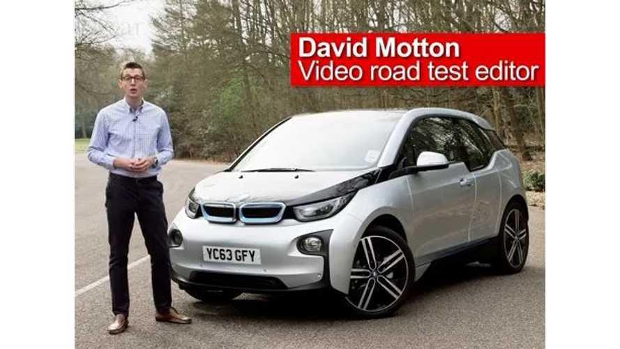 BMW i3 BusinessCar Review - Video