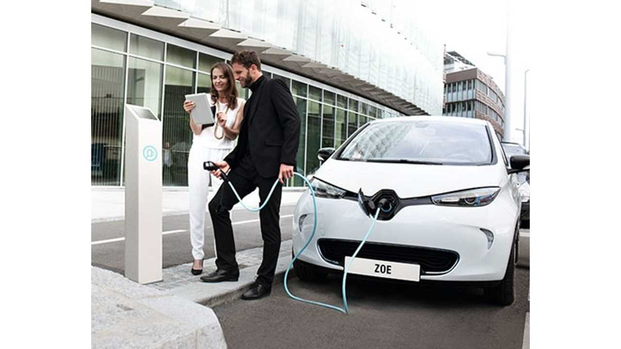 April 2014 Renault ZOE Sales In France Jump Up To 403