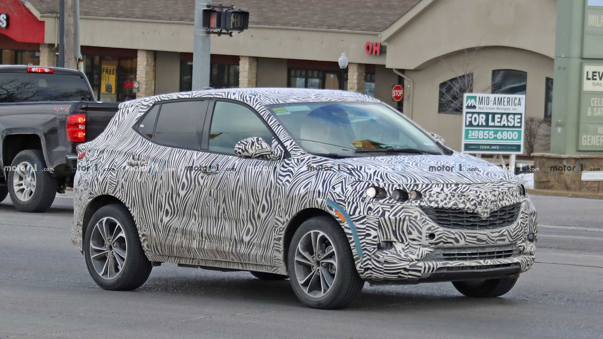 All New Buick Encore To Debut In China Will Be Joined By Compact