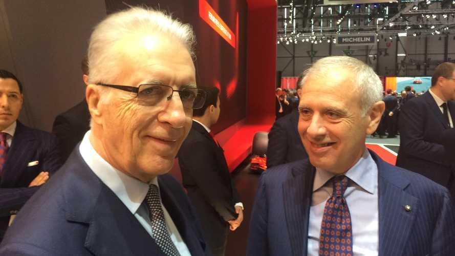 F1, l'intervista a Piero Ferrari al Salone di Ginevra