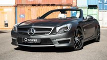 G-Power Mercedes-Benz SL63