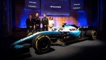 Williams FW42 2019 livery presentation