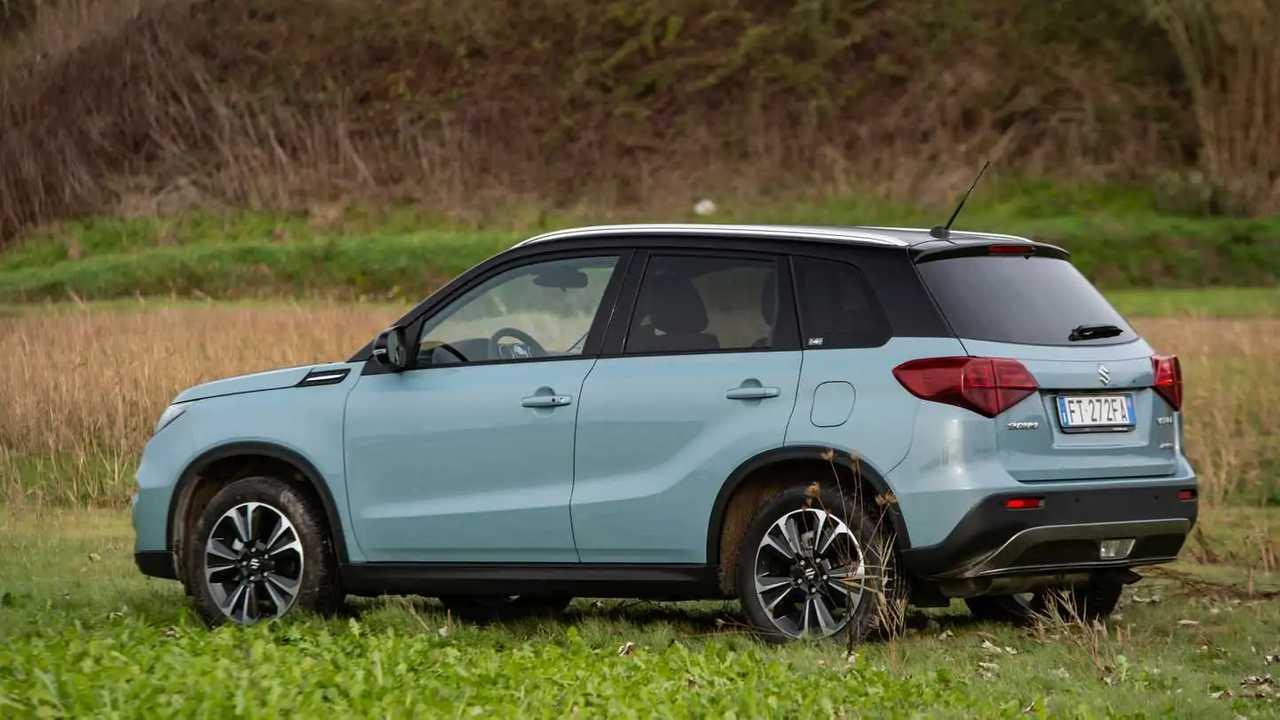 Suzuki Vitara 1.0 Boosterjet 4WD