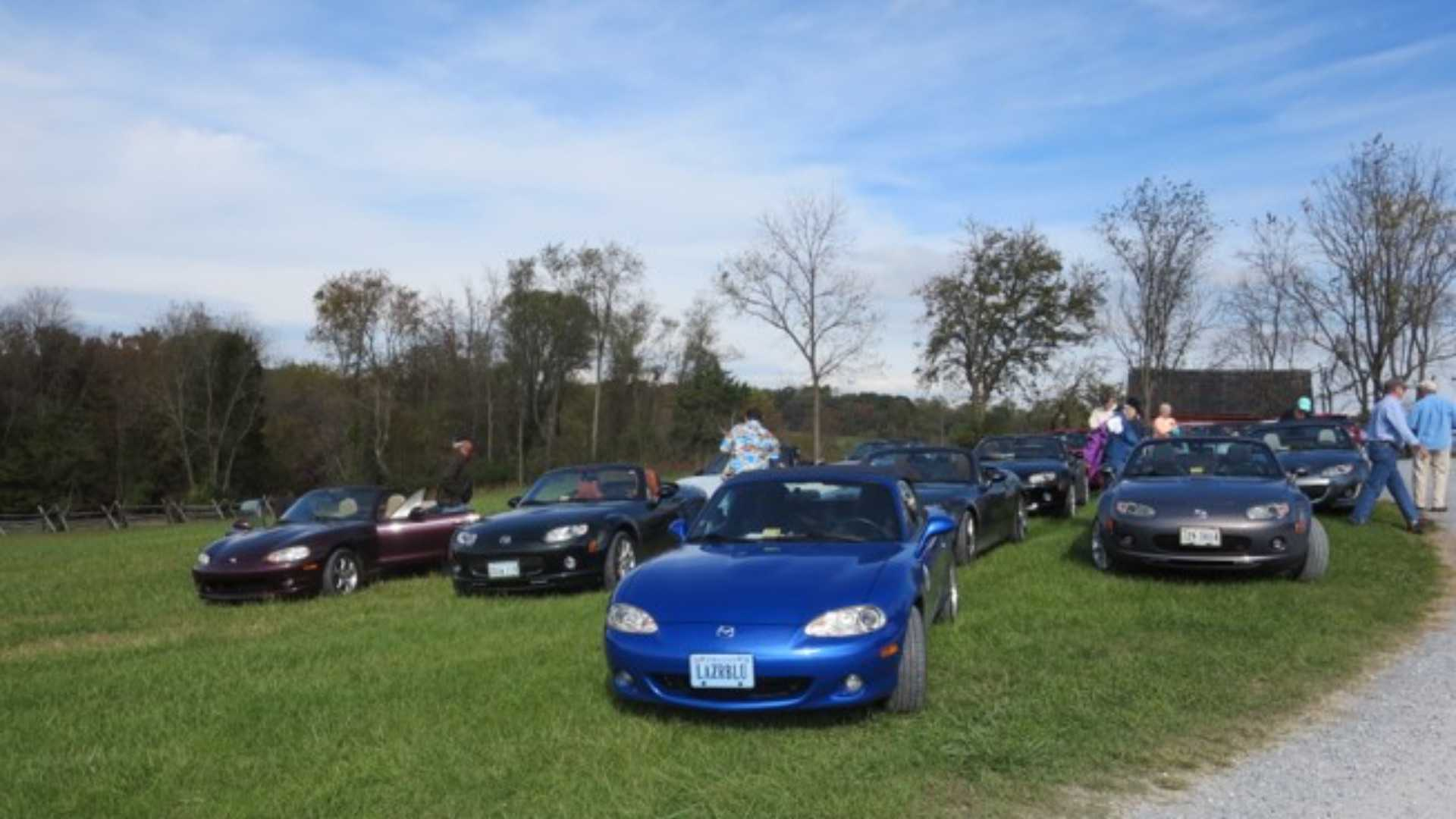 "[""A Rare MX-5 Miata Finds Forever Home""]"