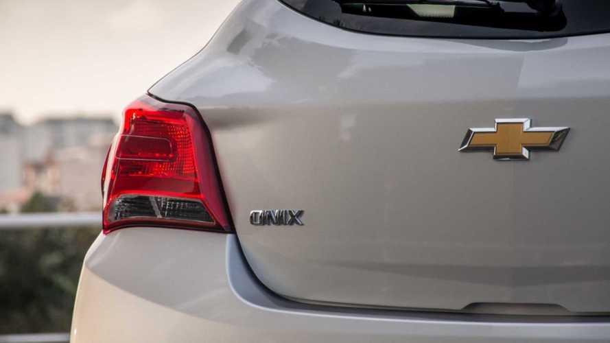 Mais vendidos em janeiro: Onix tem melhor começo de ano da história