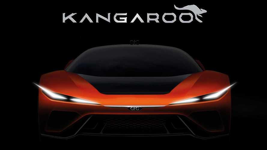 """Giugiaro Kangaroo, un """"hyper SUV"""" électrique attendu à Genève"""