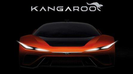 Giugiaro Father And Son Tease Kangaroo Electric Hyper SUV