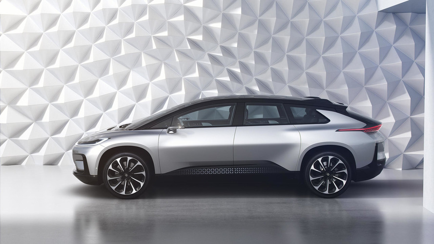 Faraday Future's Seeks $1B In New Funding As Backer LeEco Suffers