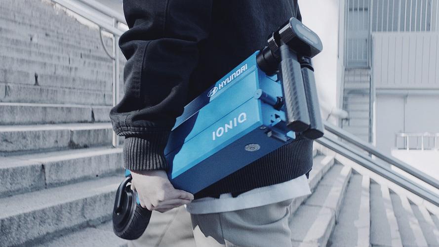 Hyundai Ioniq Scooter concept