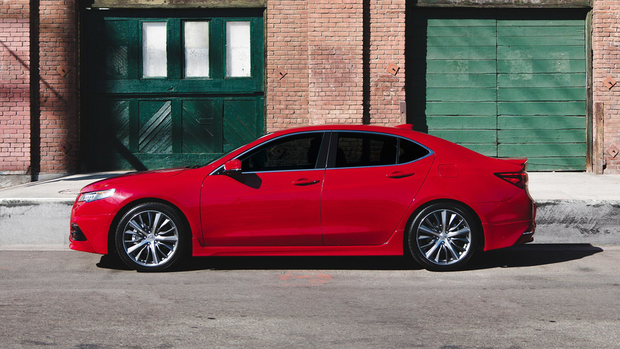 Acura TLX Gets Sportyish GT Appearance Package - 2018 acura tl body kit