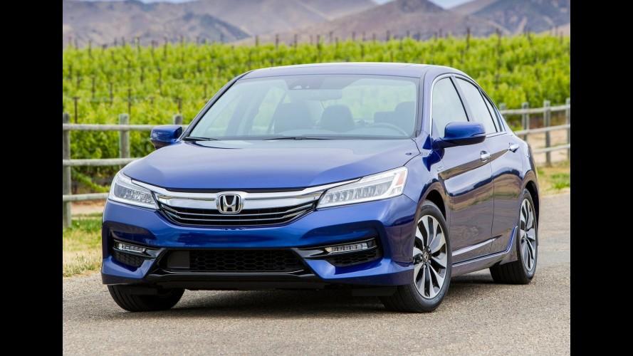"""Honda promete vender 1 milhão de carros """"verdes"""" por ano até 2030"""