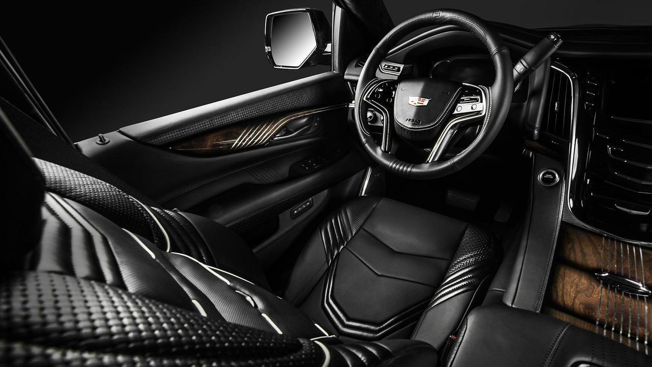 Cadillac Escalade by Carlex Design