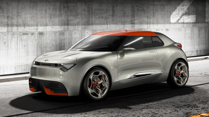 Kia subcompact crossover could be called 'Stonic'