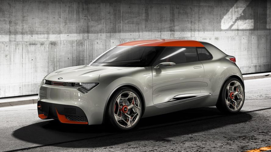 Kia - Un crossover urbain nommé Stonic ?