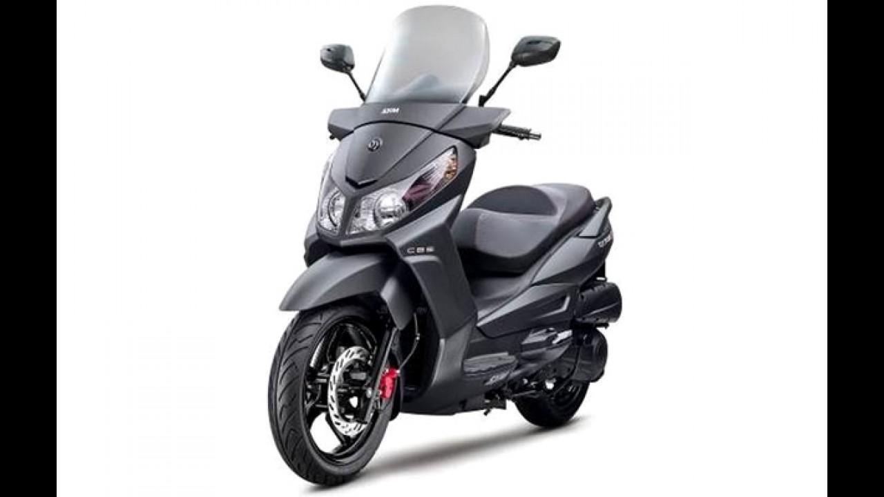 Dafra Citycom S fica mais potente e chega por R$ 18.490