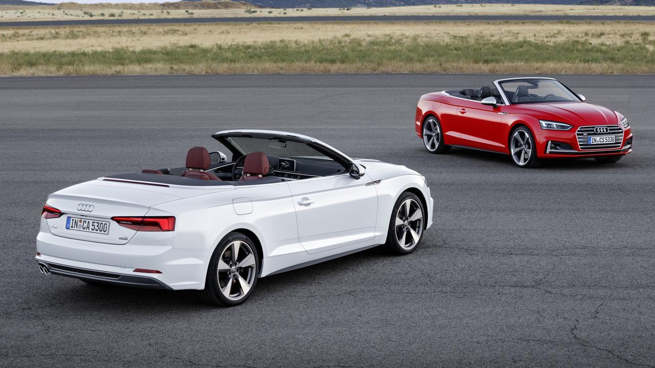 2017 Audi A5 / S5 Cabriolet