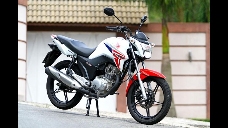 Venda de motos registra alta em março - veja ranking