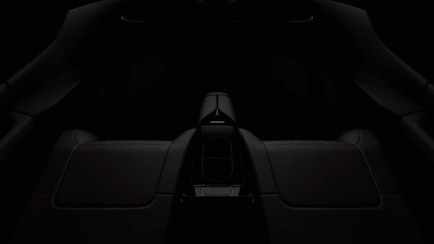 Faraday Future teases gravity-defying seats