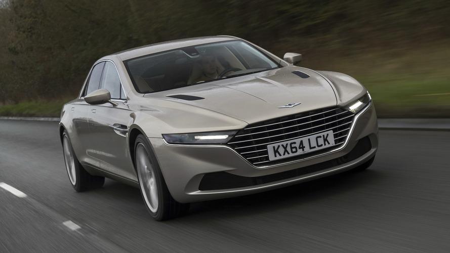 Aston Martin, Lagonda sedan modelleriyle Bentley'yi hedefliyor