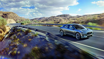 Jaguar elektrikli otomobili I-PACE'i tanıttı