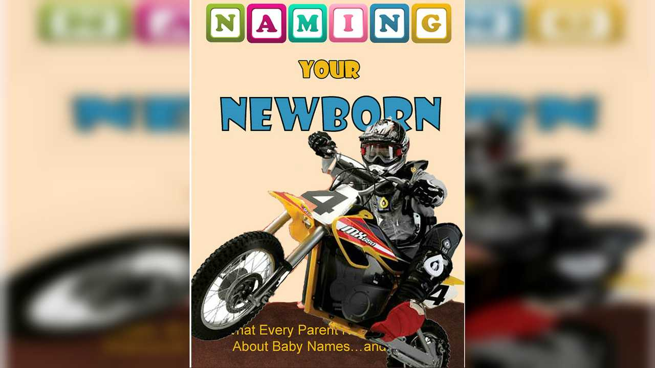 Baby Motorcycle Names