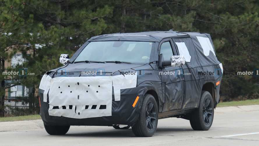 Jeep Grand Wagoneer New Details Are Coming 'Soon'