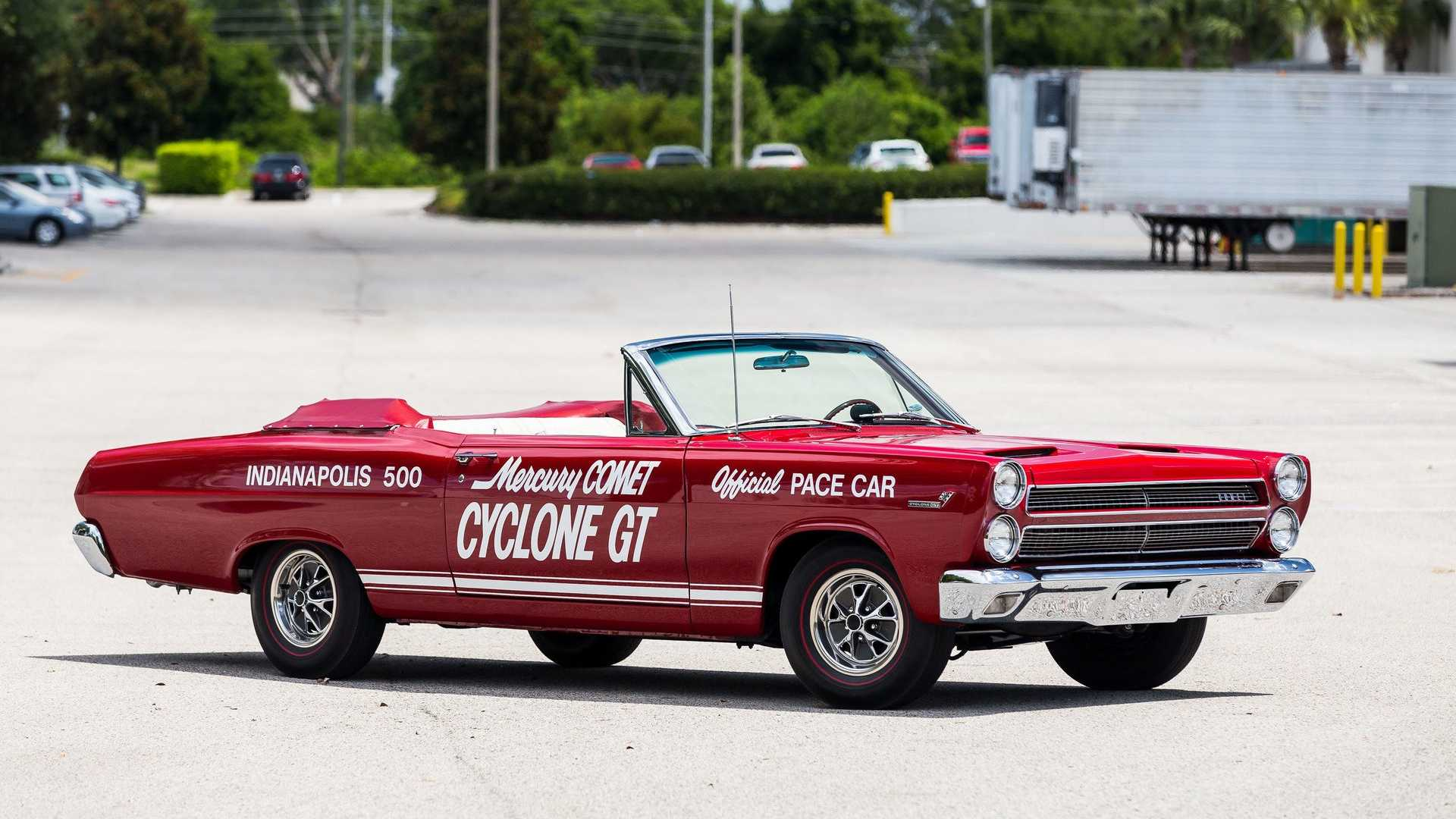 "[""1966 Mercury Cyclone GT Indy 500 Pace Car""]"