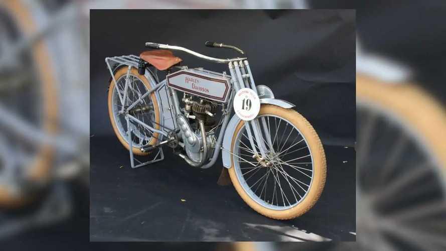 1912 Harley-Davidson 8A