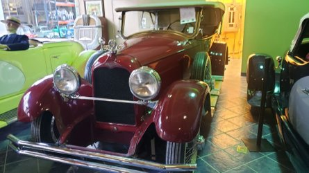 Grab this ultra rare 1928 duesenberg model x