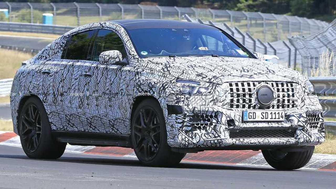 Mercedes-AMG GLE63 Coupe
