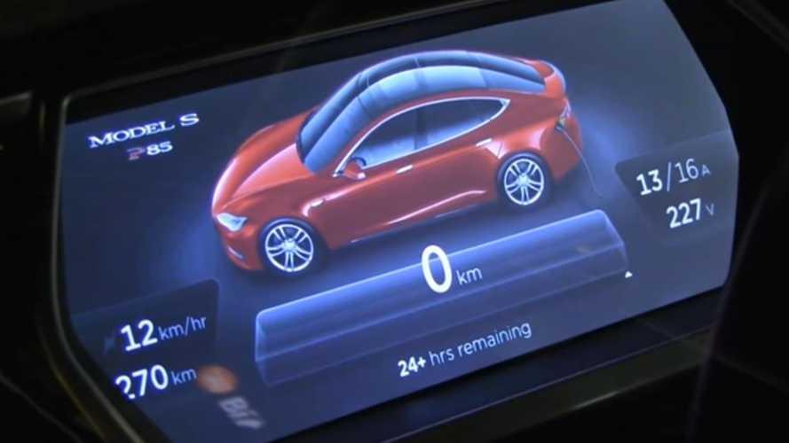 Ricarica, come far ripartire un'auto elettrica con la batteria scarica