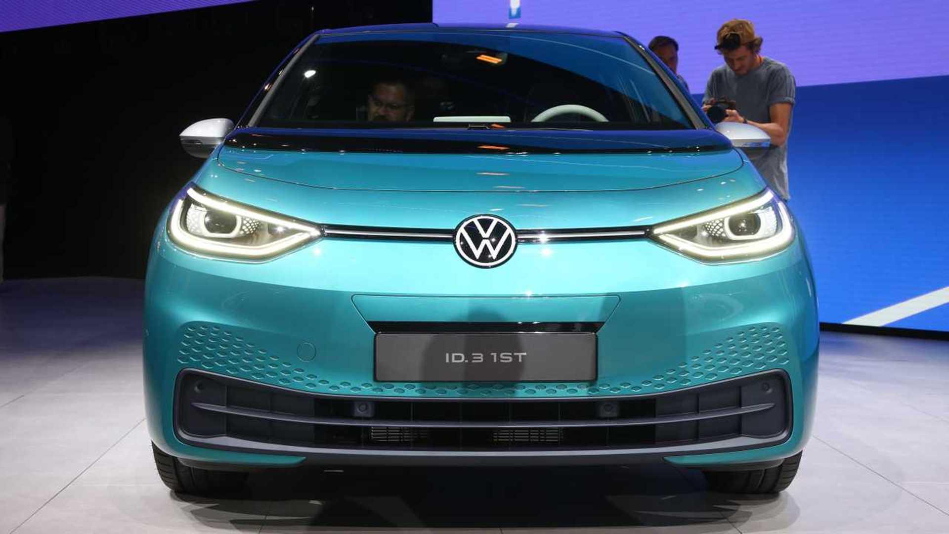 Volkswagen ID.3: Frankfurt 2019