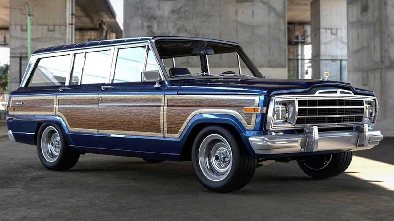 Jeep Grand Wagoneer Trackhawk