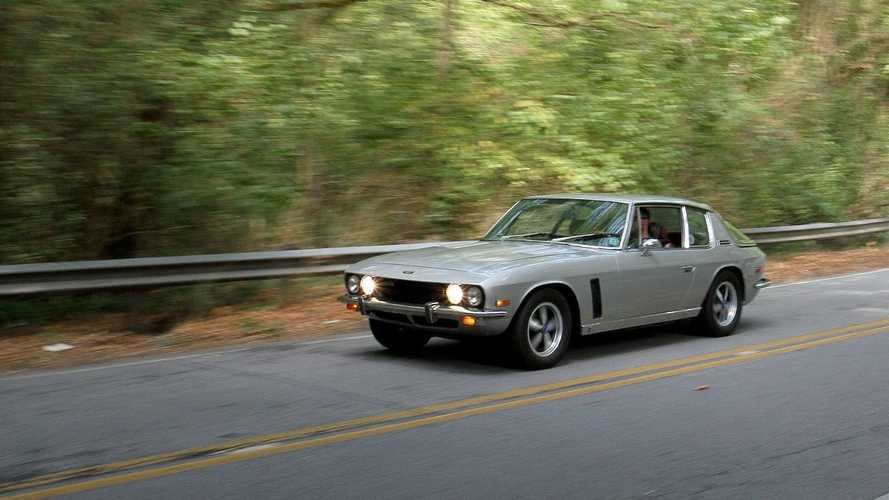 The Jensen Interceptor Is Britain's Coolest Export