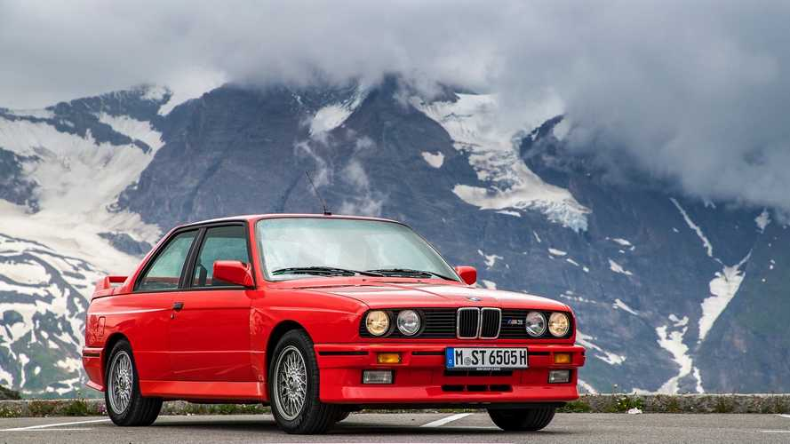 La BMW M3 à travers les âges