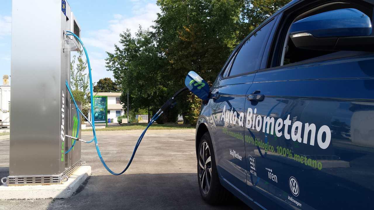 Volkswagen Italia promuove il biometano