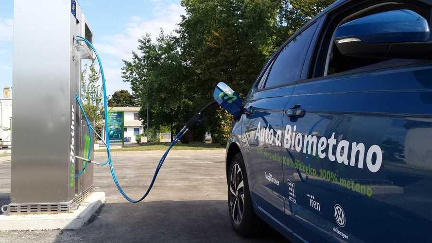 Volkswagen e il progetto Biomether per sperimentare il biometano