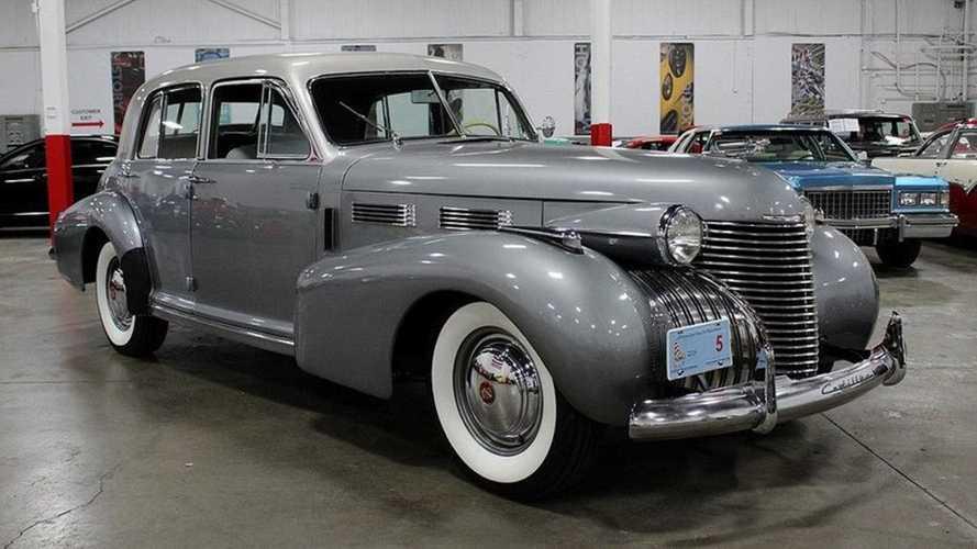 Enjoy This Elegant 1940 Cadillac Sixty Special