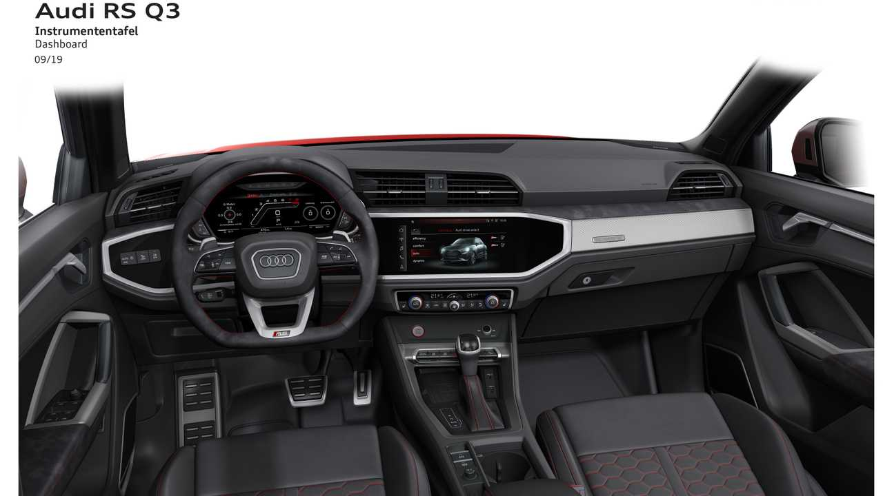 Novo Audi Rs Q3 2020 Fica Mais Potente E Chega Aos 400 Cv