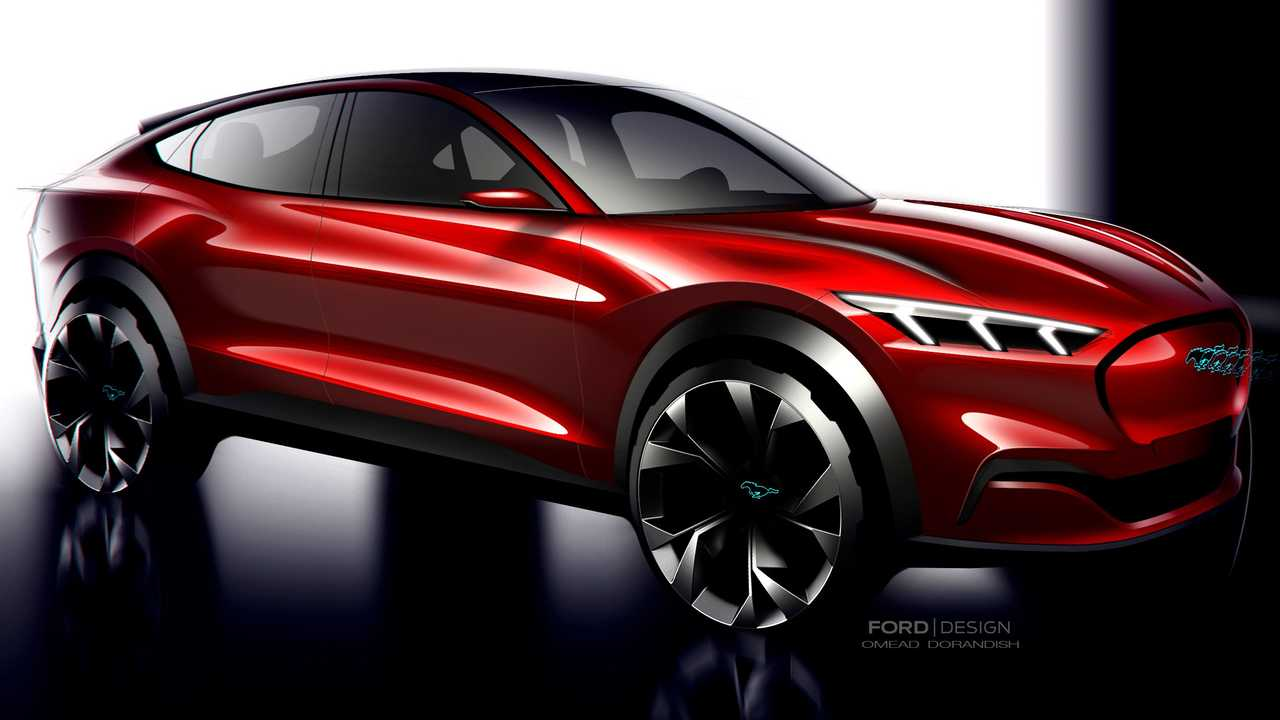 Ford mustang suv 2020